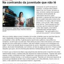 Entrevista Folha de Londrina